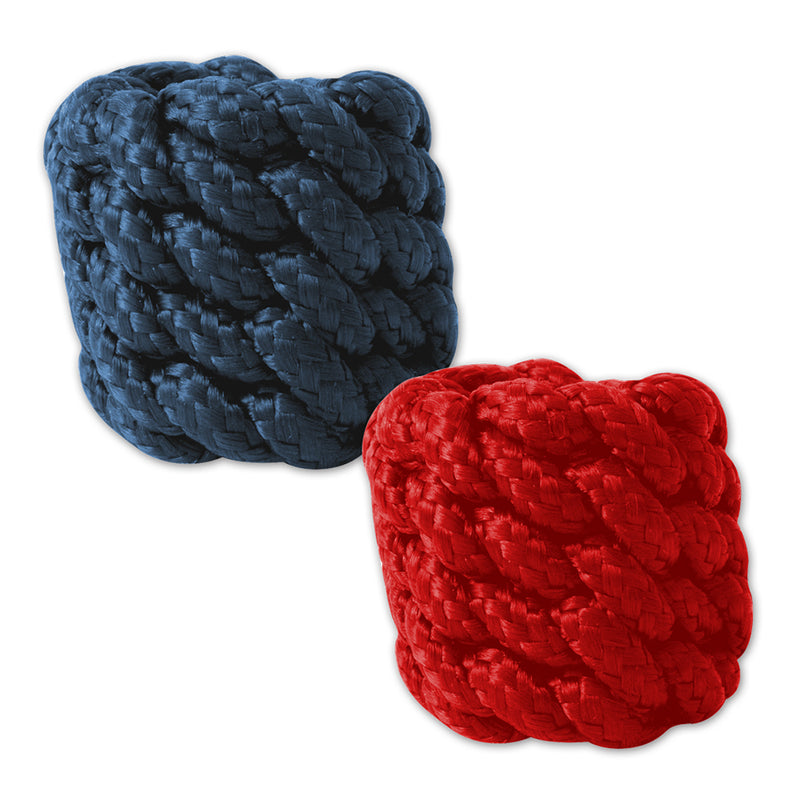 Rattler Horn Knot Blue And Red 6-Pack