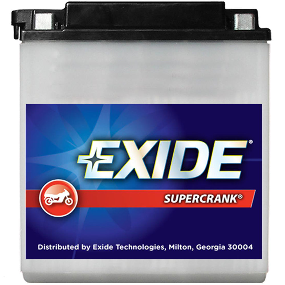 Exide SuperCrank Conventional Battery 12N14-3A