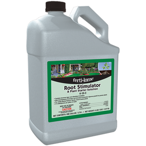 Fertilome Root Stimulator & Plant Starter Solution 4-10-3 Gallon