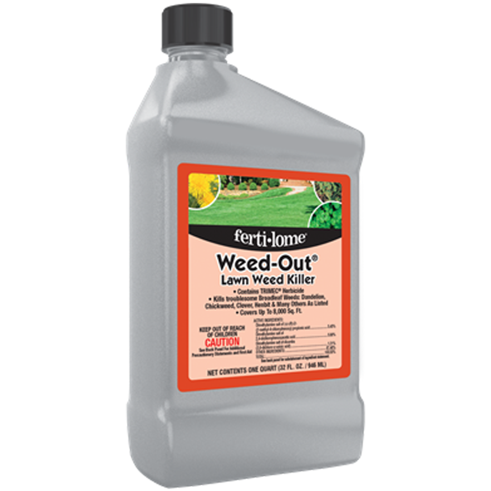 Fertilome Weed-Out Lawn Weed Killer 32-oz