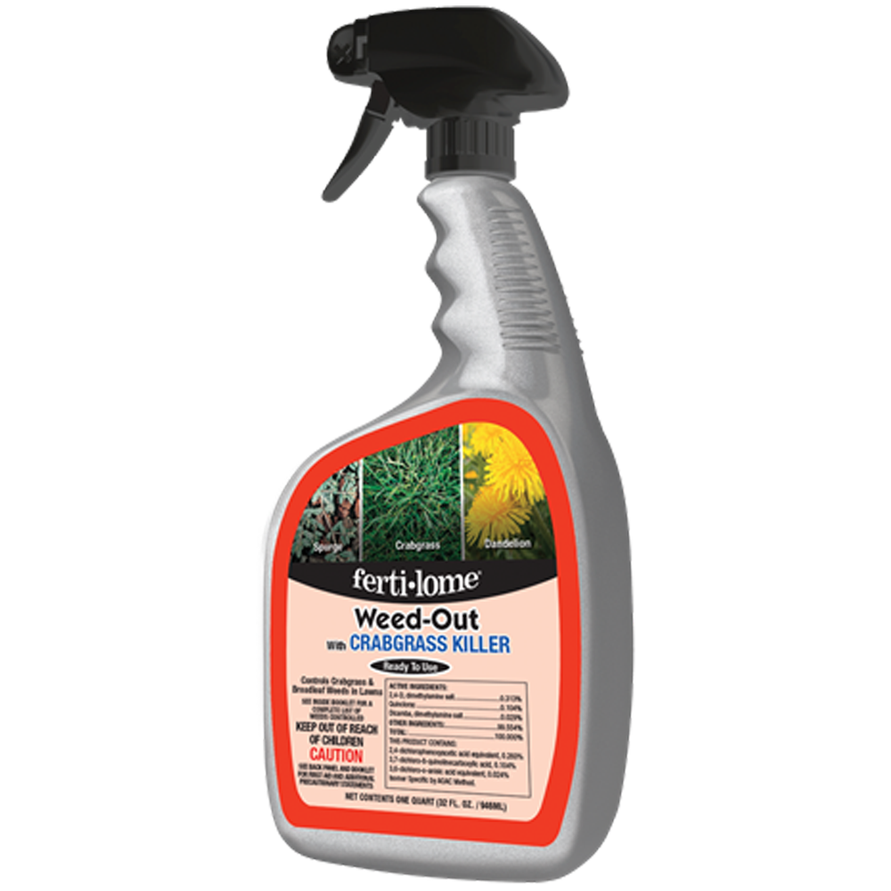 Fertilome Weed Out With Crabgrass Killer Ready-To-Use 32-oz