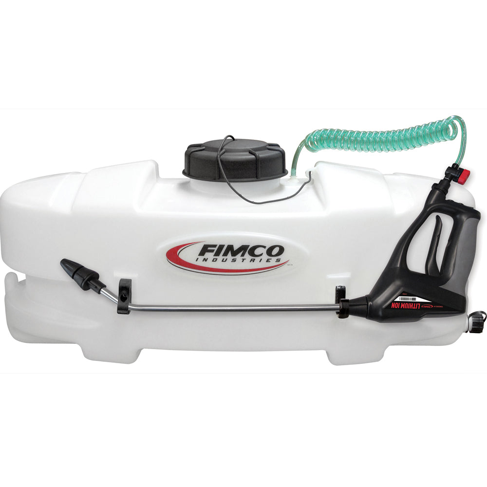 Fimco Spot Sprayer With A Lithium-Ion Handgun 10-Gallon