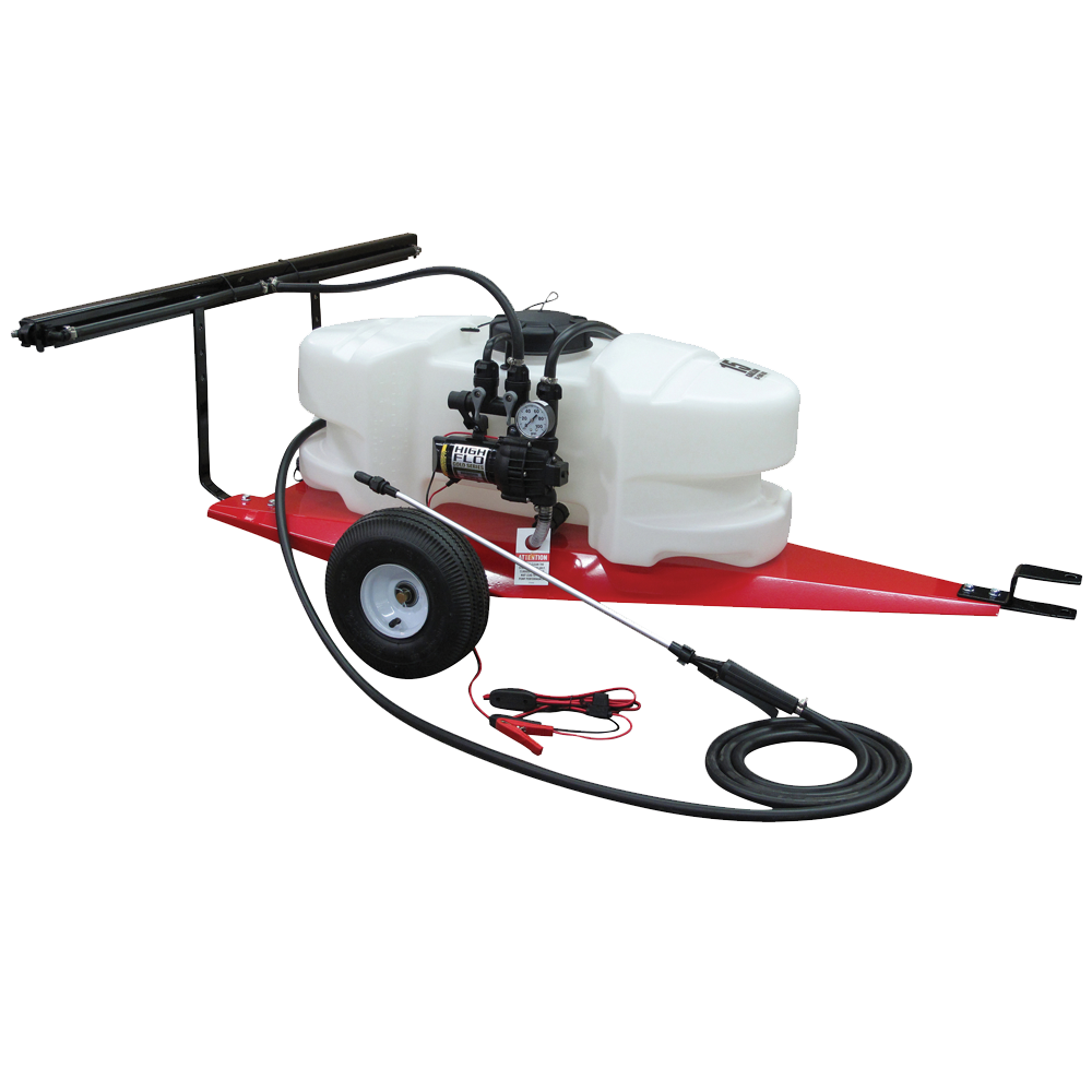 Fimco Trailer Sprayer 2.1gpm 15gal
