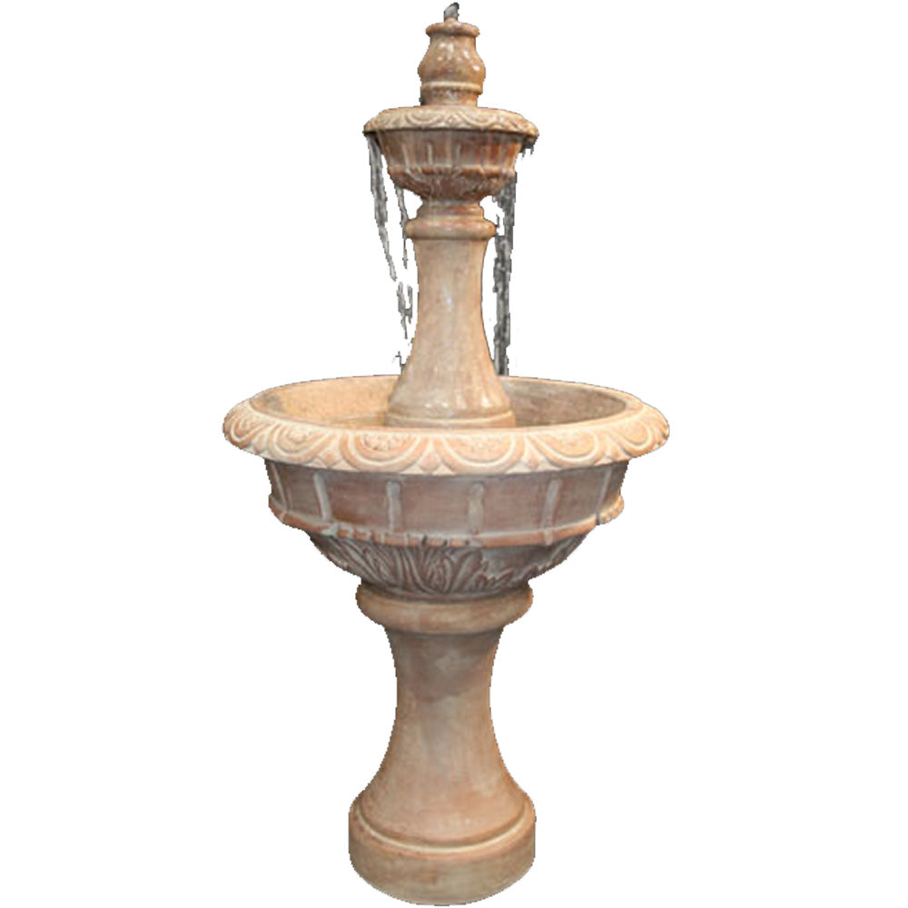 Fiore Stone Medium Roma Fountain