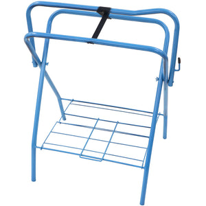 Red Mountain Valley Folding Saddle Rack Blue