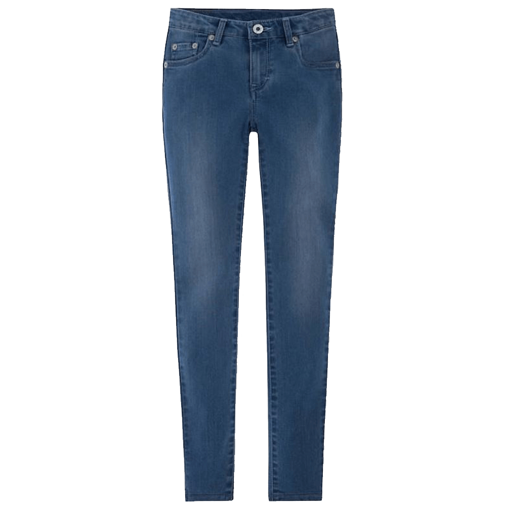 12 Regular Girls 710 Super Skinny Jeans Clean Blue