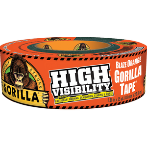 Gorilla Glue Gorilla Hi-Viz Orange Duct Tape
