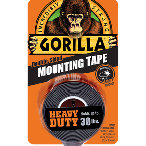 Gorilla Glue Gorilla Heavy Duty Mounting Tape 30-lb