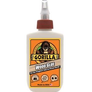 Gorilla Glue 4-oz Gorilla Wood Glue
