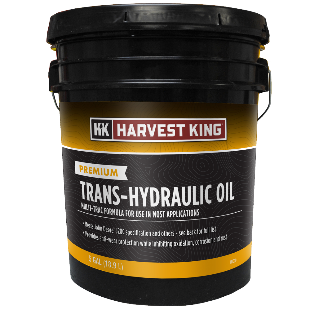 Harvest King Trans-Hydraulic Oil 5-Gallon