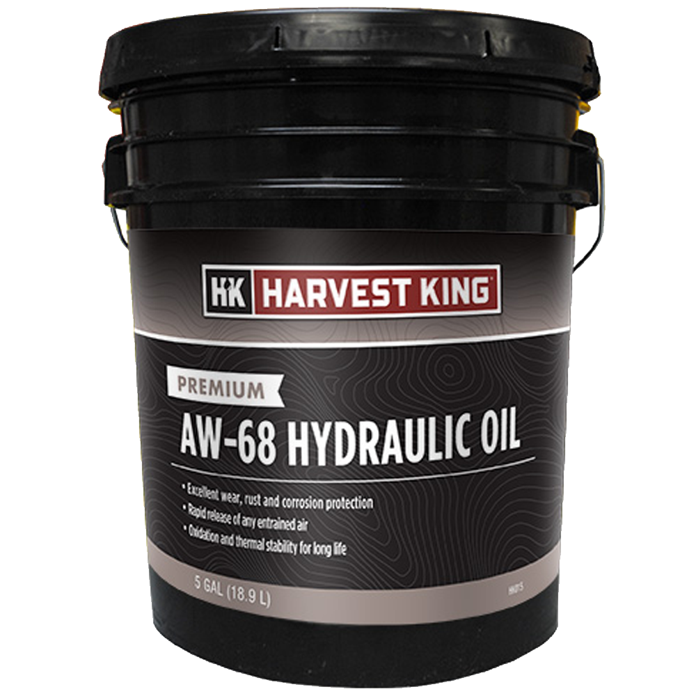 Harvest King AW-68 Hydraulic Oil 5-Gallon
