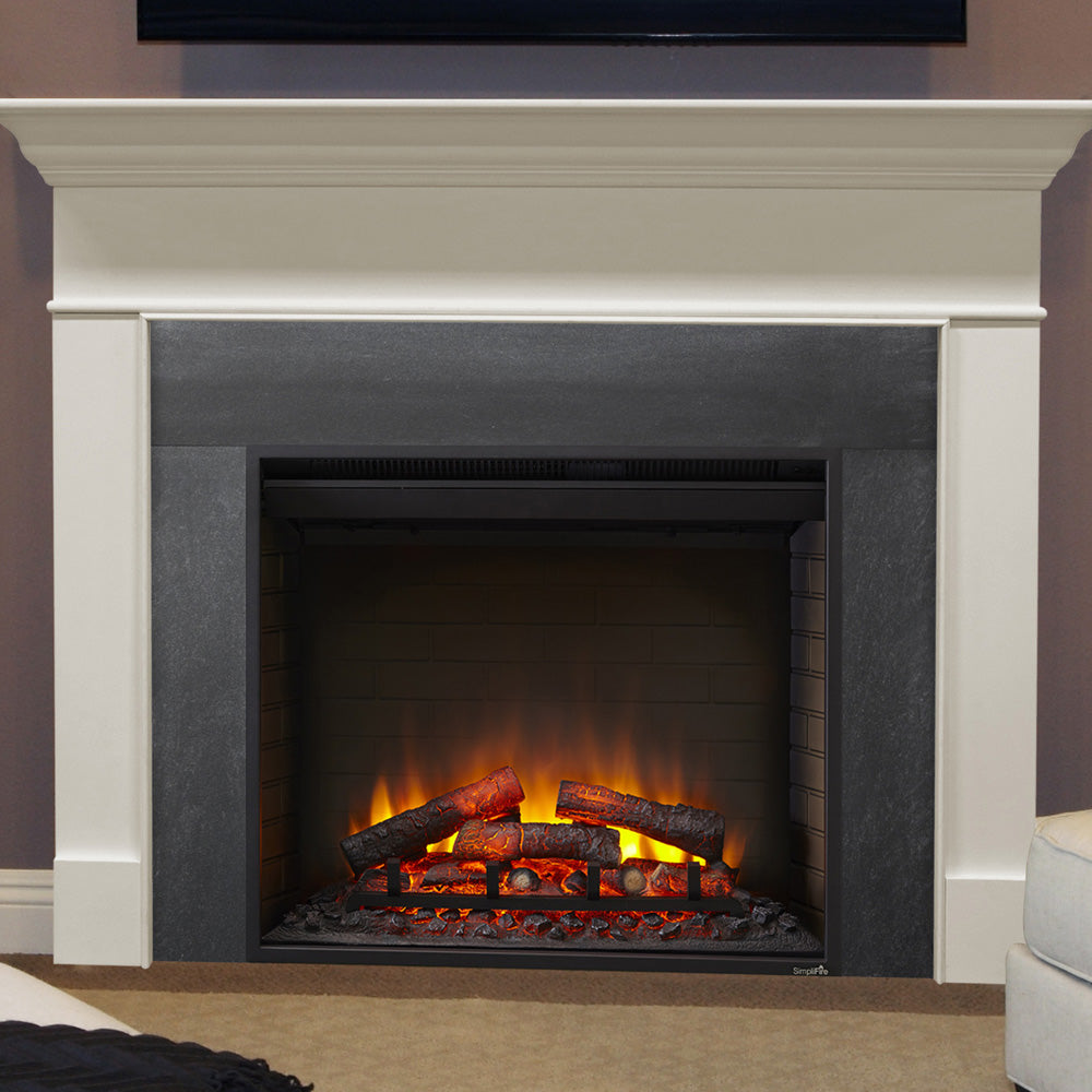 SimpliFire 30-Inch Electric Insert
