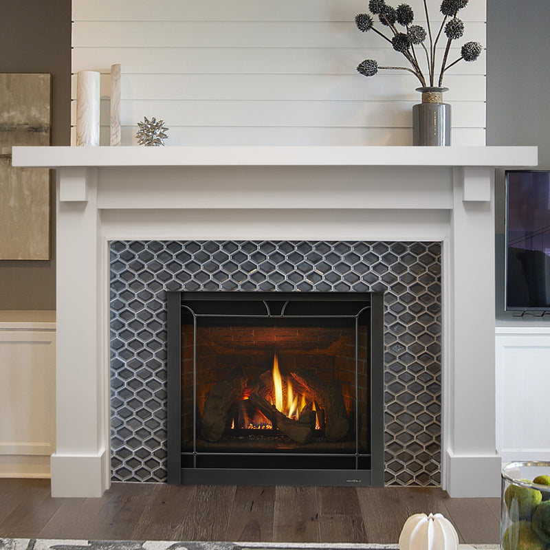 6000CL 36-Inch Gas Fireplace- Direct Vent