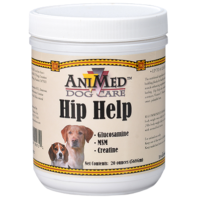 Hip Help for Dogs 20oz