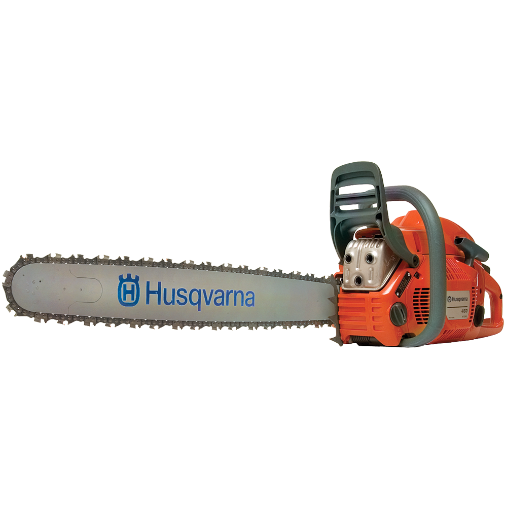 Husqvarna Model 460 Rancher Chainsaw With 24in Bar