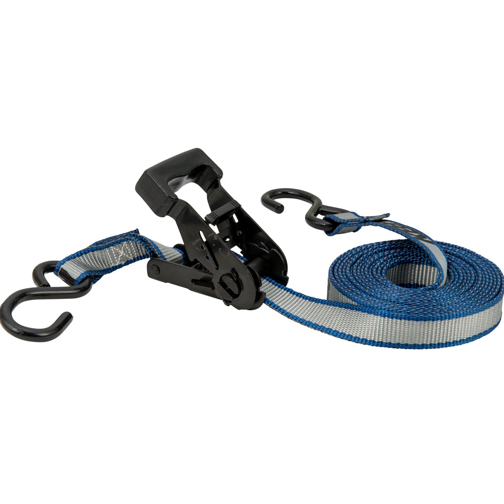 Keeper Corporation 1-Inch x 14-Foot Ratchet Tie-Down 47205