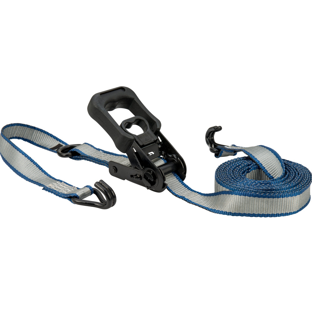 Keeper Corporation 1-1/4 Inch x 14-Foot Ratchet Tie-Down 47206
