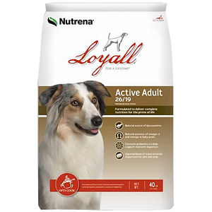 Loyall Active All Life Stages Dog Food 40lb
