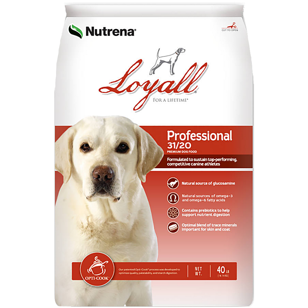 Loyall Professional All Life Stages Dog Food 40lb