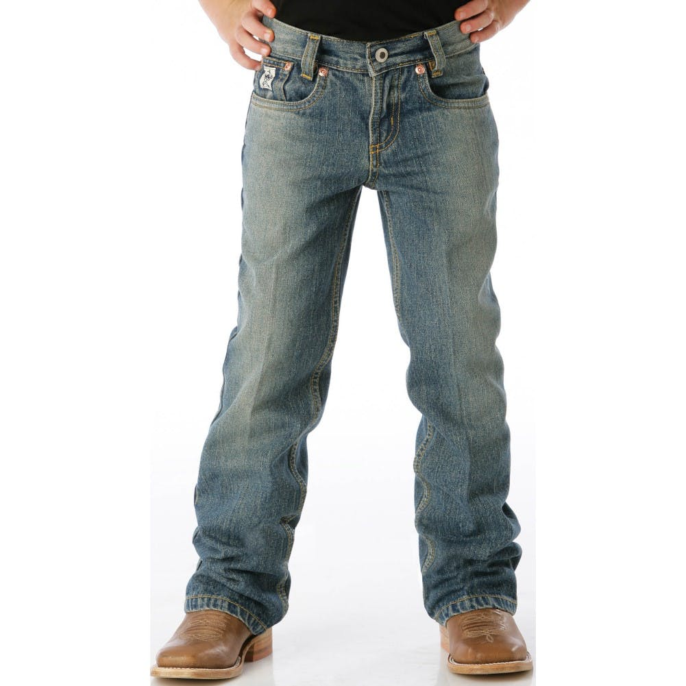 7 Regular Boys Low Rise Jeans