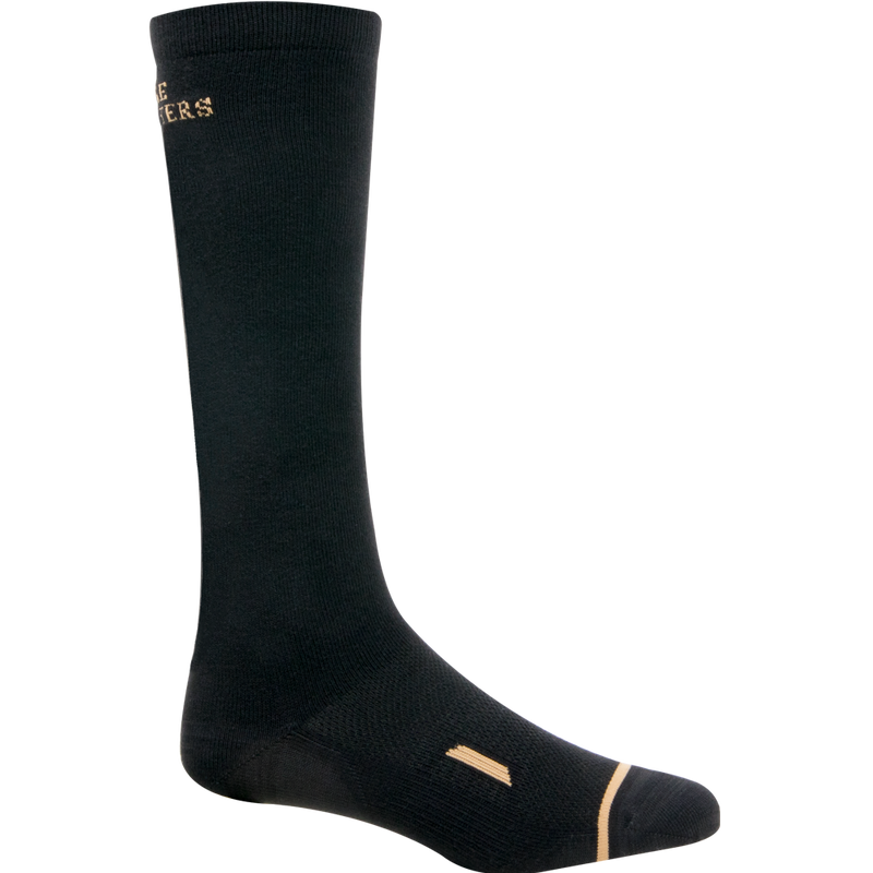 Noble Outfitters Large All-Around 2.0- Over The Calf Sock Black