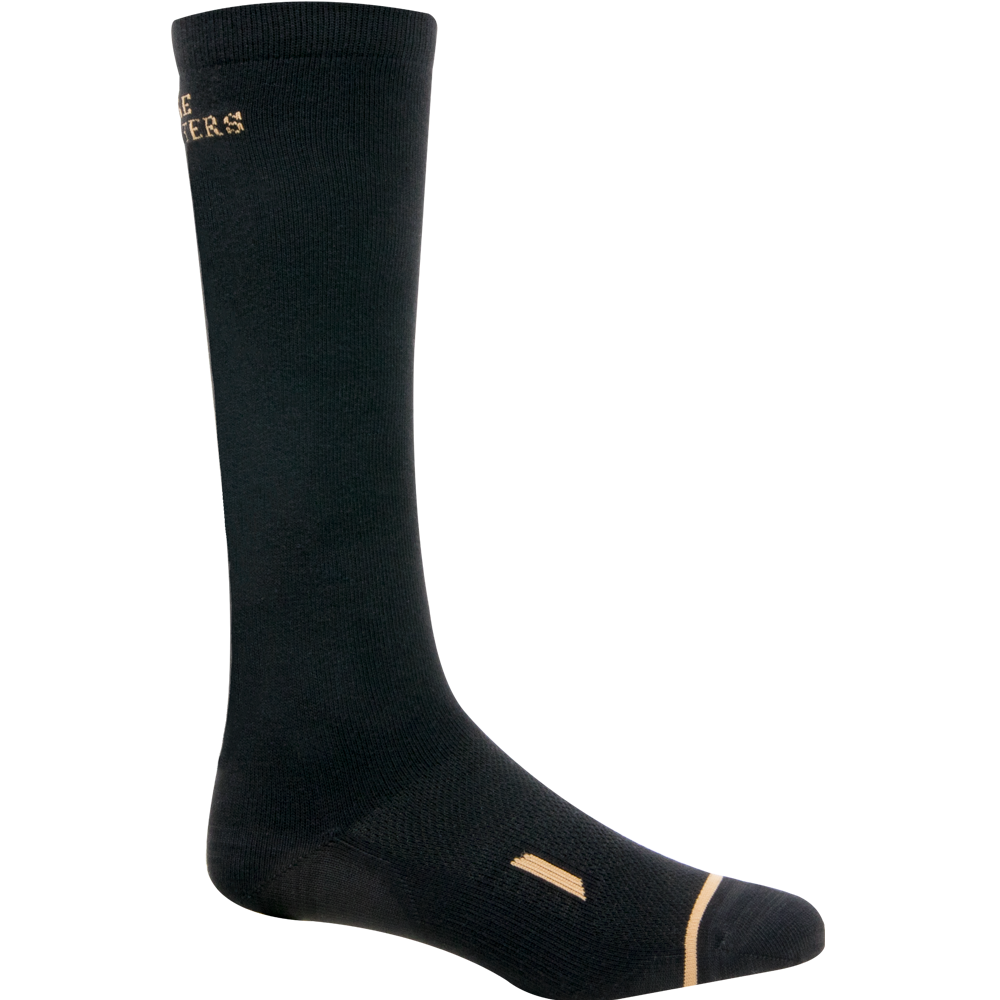 Noble Outfitters Medium All-Around 2.0- Over The Calf Sock Black