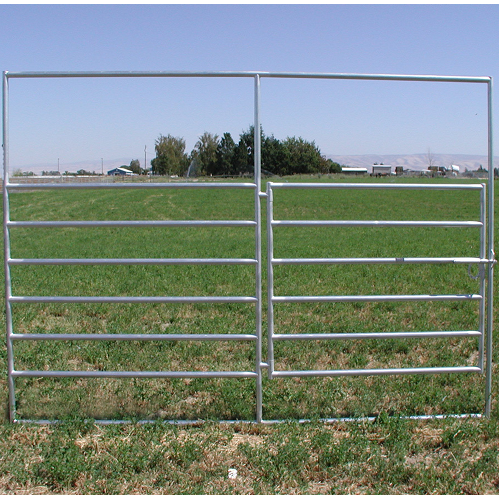 Noble 6-Feet High 6-Foot Panel/Gate Combo