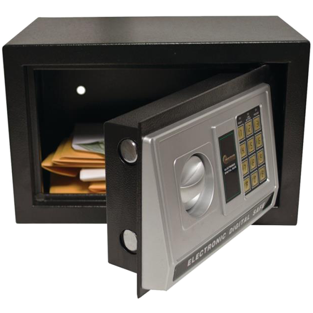 Digital Keyless Personal Safe