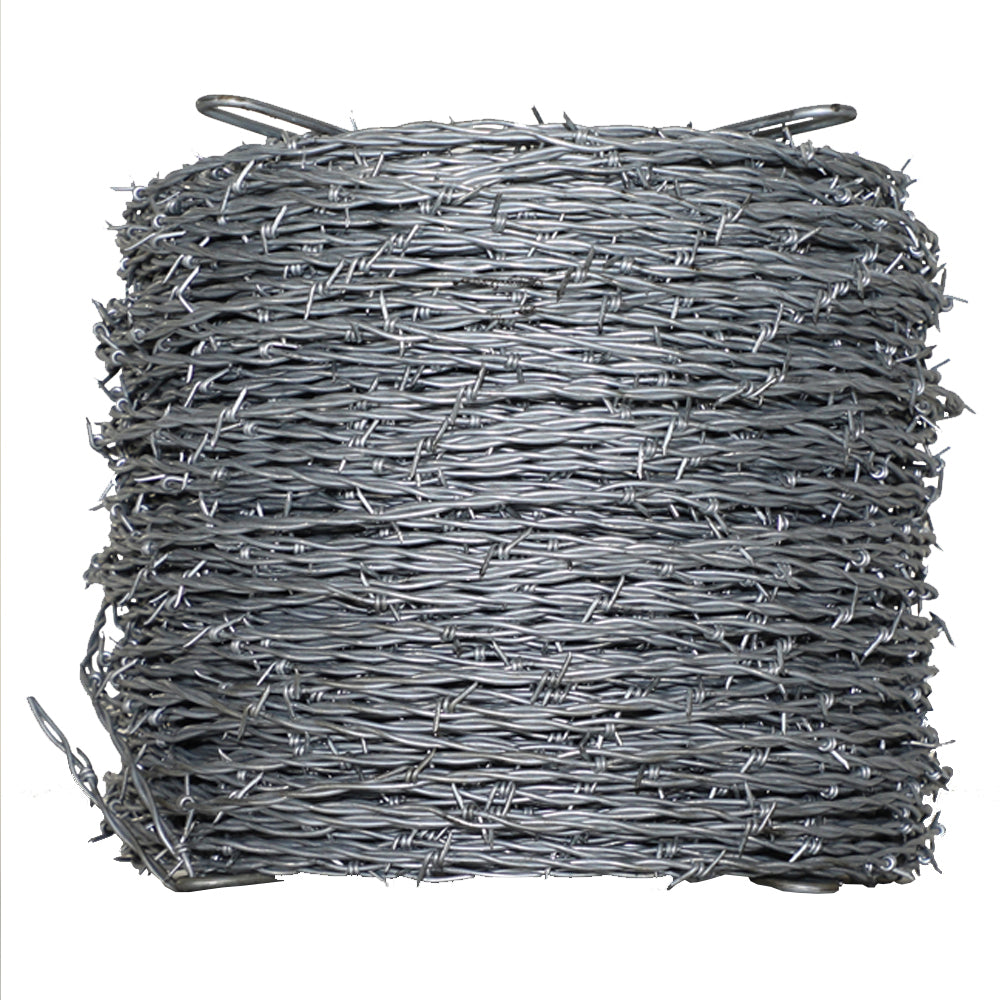 Oklahoma Steel And Wire 12-1/2 Gauge Select Low Carbon Barbed Wire