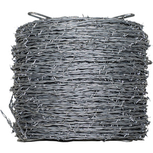 Oklahoma Steel And Wire 12-1/2 Gauge Select Low Carbon Barbed Wire 2-Point