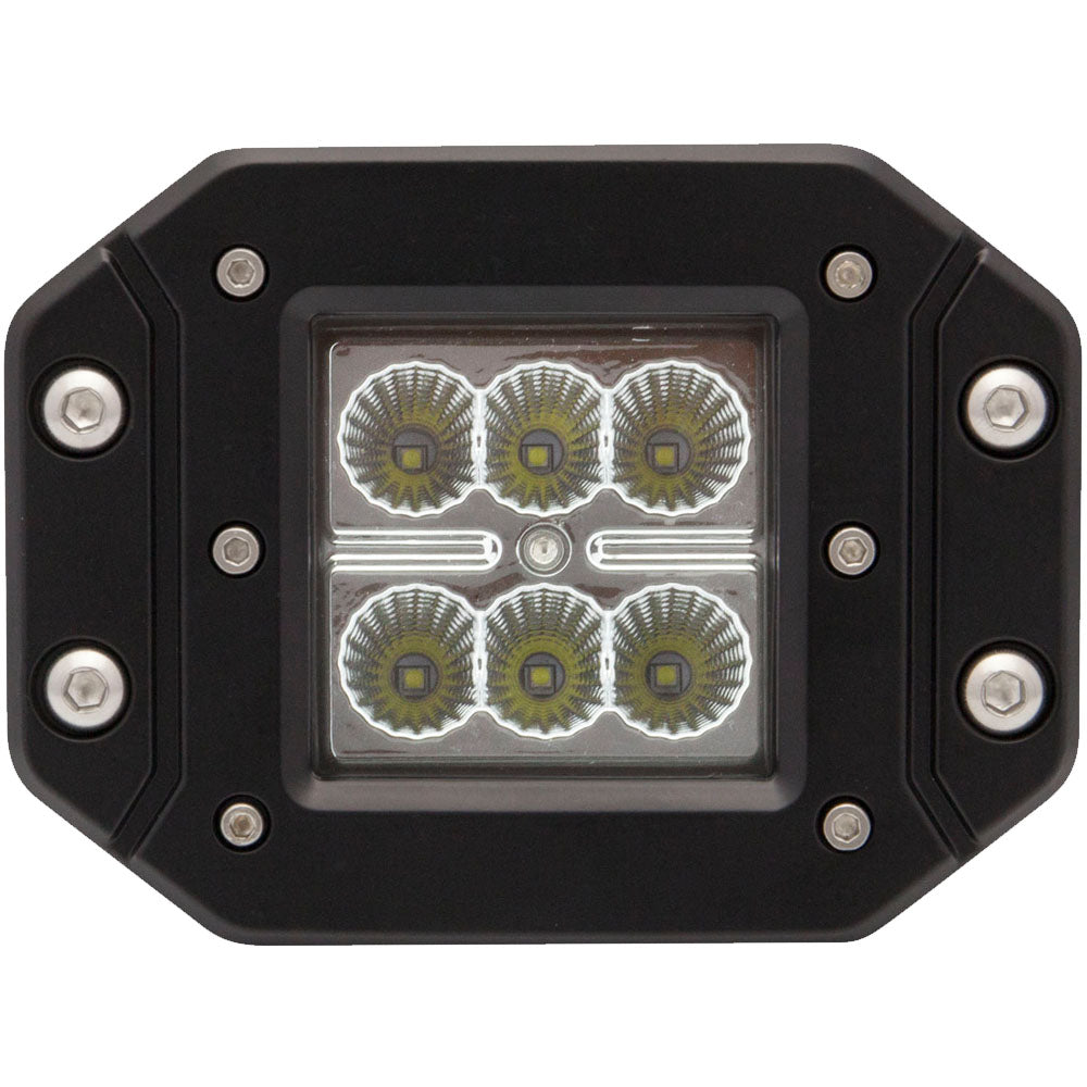 LED Cube Flood Light 12-Volt, UCL24CFB