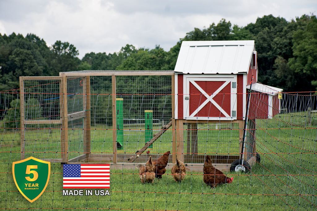 Electric Poultry Pen 40 Inch x 82 Feet