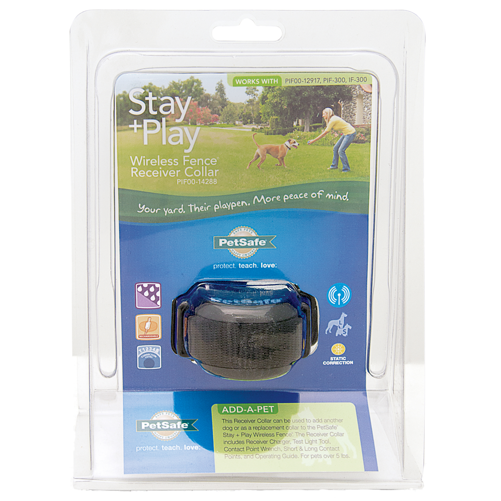 Petsafe Stay + Play Wireless Fence Receiver Collar