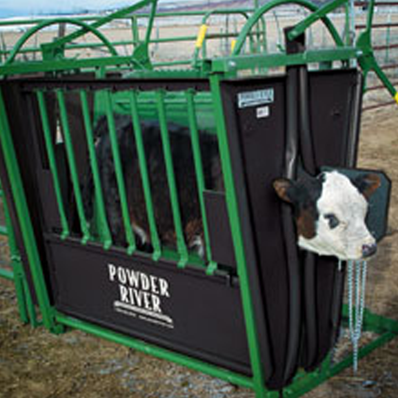 Powder River Classic Hd Pr Calf Table