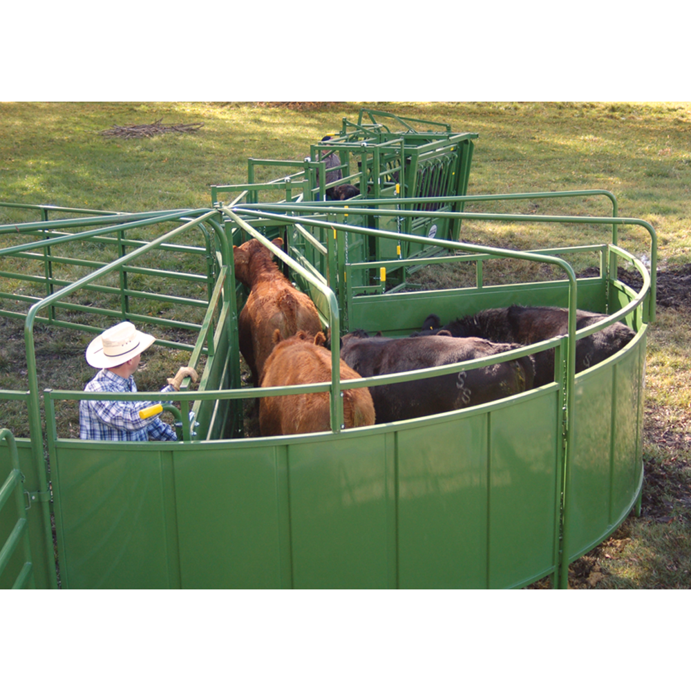 Powder River 30-Foot Cattlemans Tub