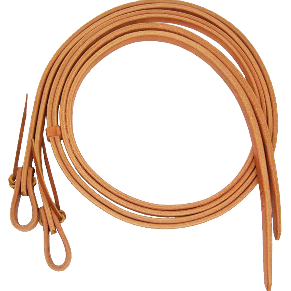 Professionals Choice Split Harness Leather Reins