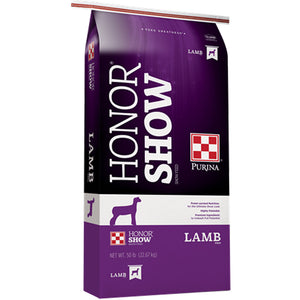 Purina Honor Show Chow Lamb Feed 50-Lbs