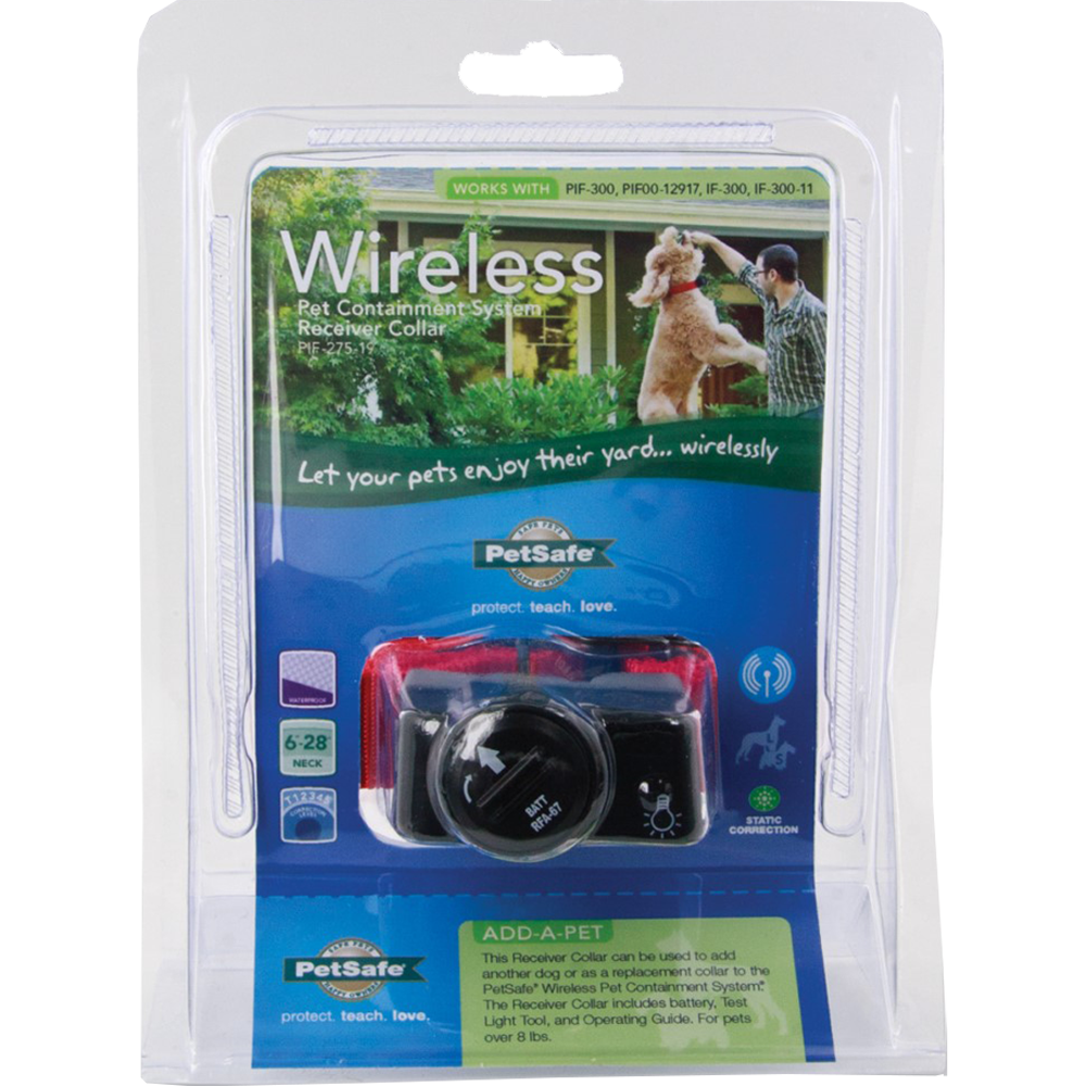 PetSafe Wireless Fence Stubborn Dog Receiver Collar