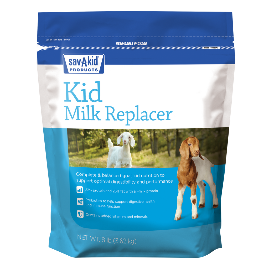 Sav-a-Kid Milk Replacer 8lb