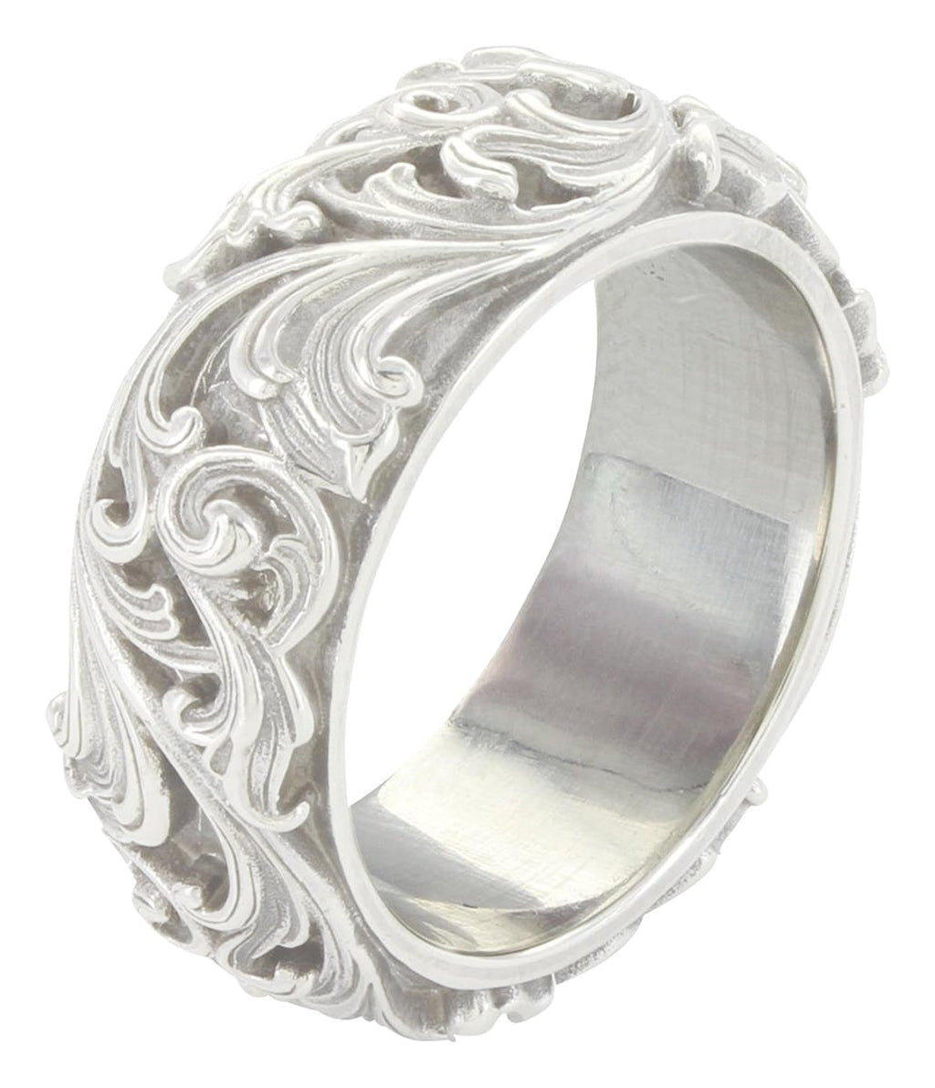 Size 11 Sterling Lane Forever and Ever Wide Band SLRG047