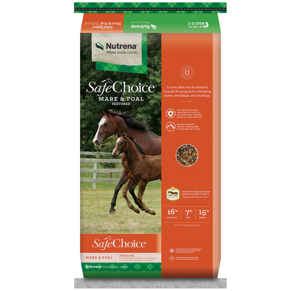 SafeChoice Mare And Foal Textured 50-Lbs