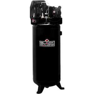 Black Diamond Vertical Air Compressor 60-Gallon