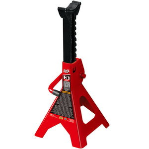 Big Red 3-Ton Steel Jack Stand Red