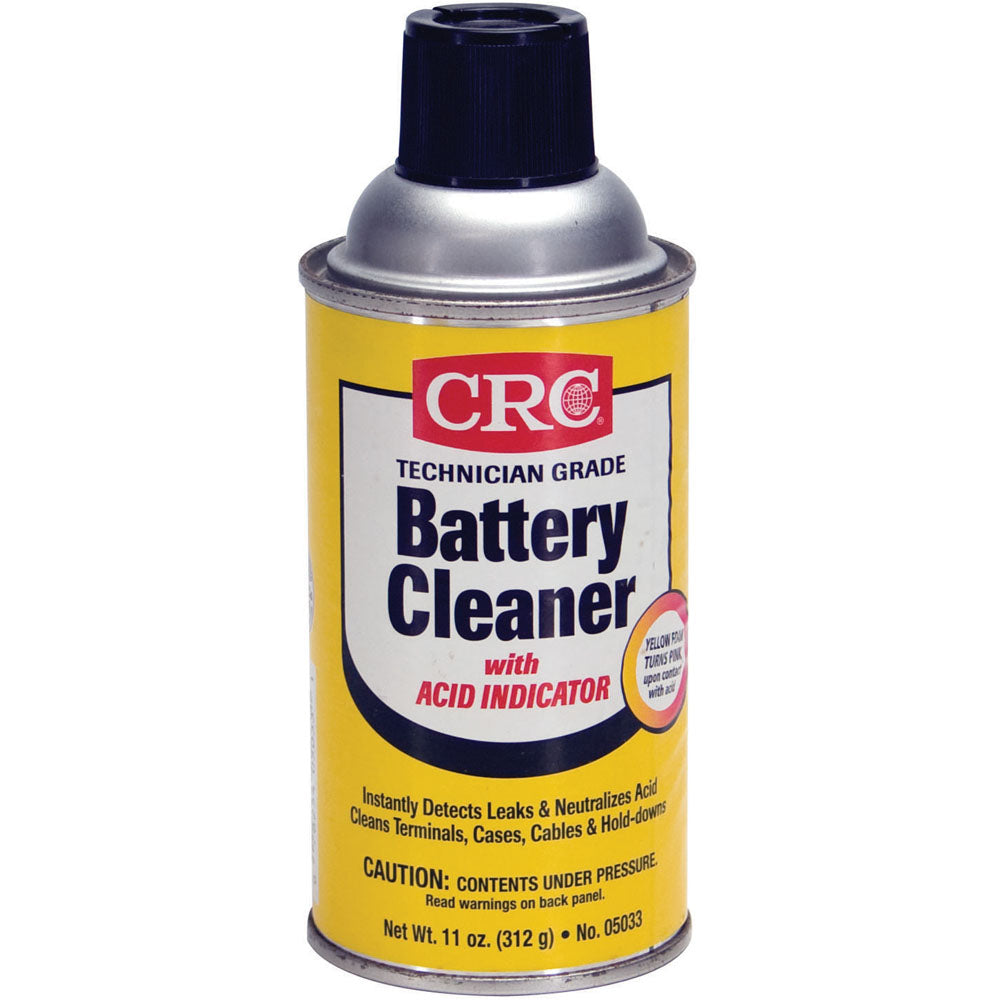 Battery Cleaner Spray 11-Oz, UV003210
