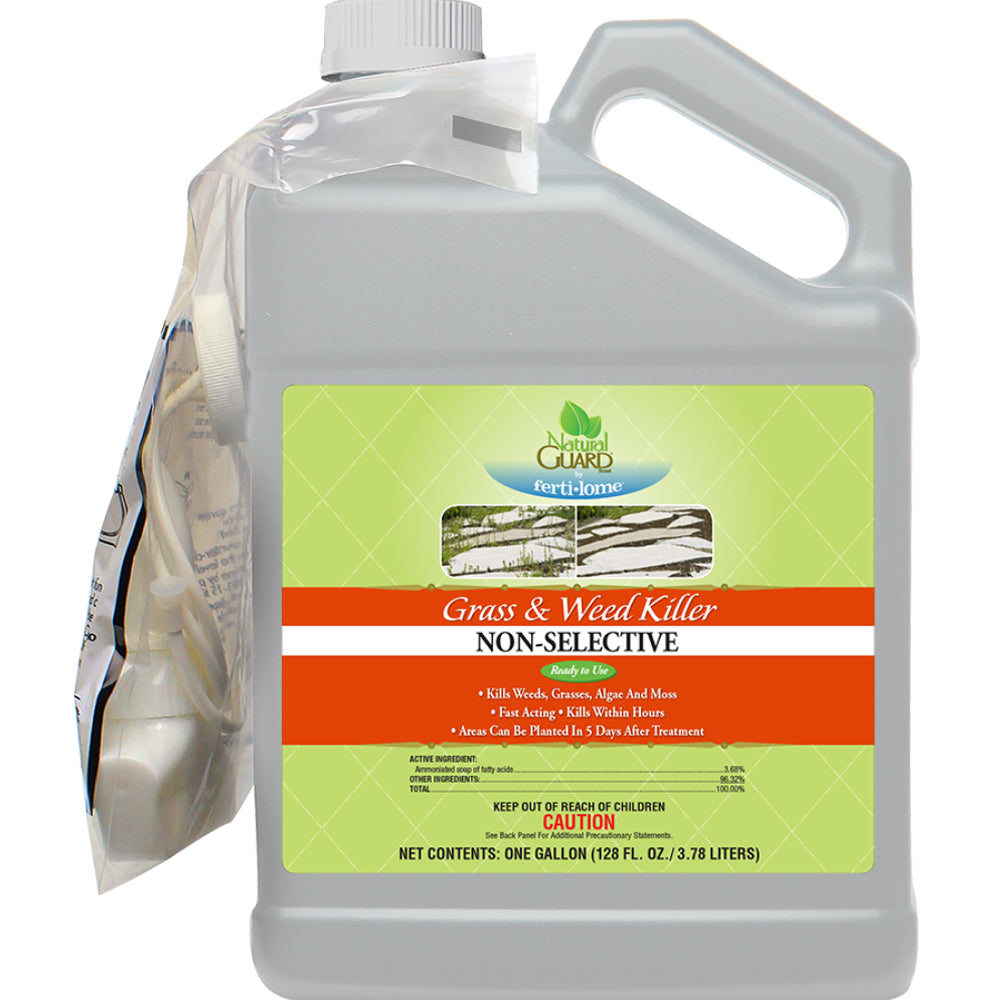 Natural Guard Grass & Weed Killer Non-Selective RTU 1-Gallon