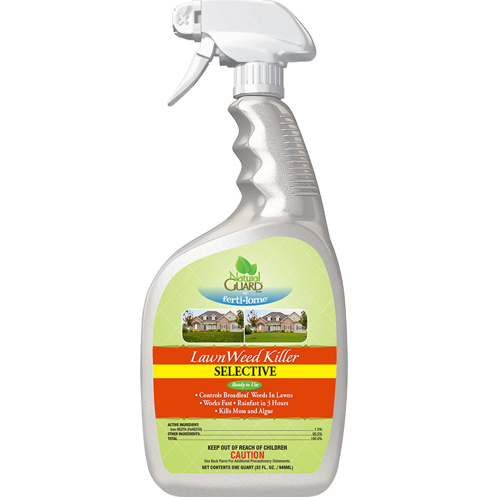 Natural Guard Lawn Weed Killer (Selective) RTU 32-oz