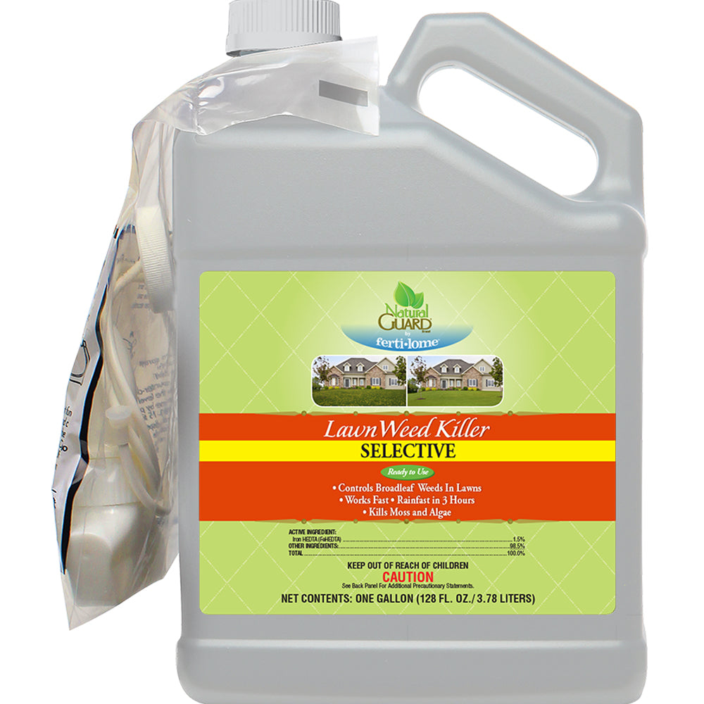 Natural Guard Lawn Weed Killer (Selective) RTU 1-gal