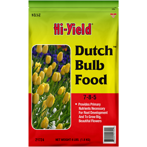 Hi-Yield Dutch Bulb Food 4-lbs