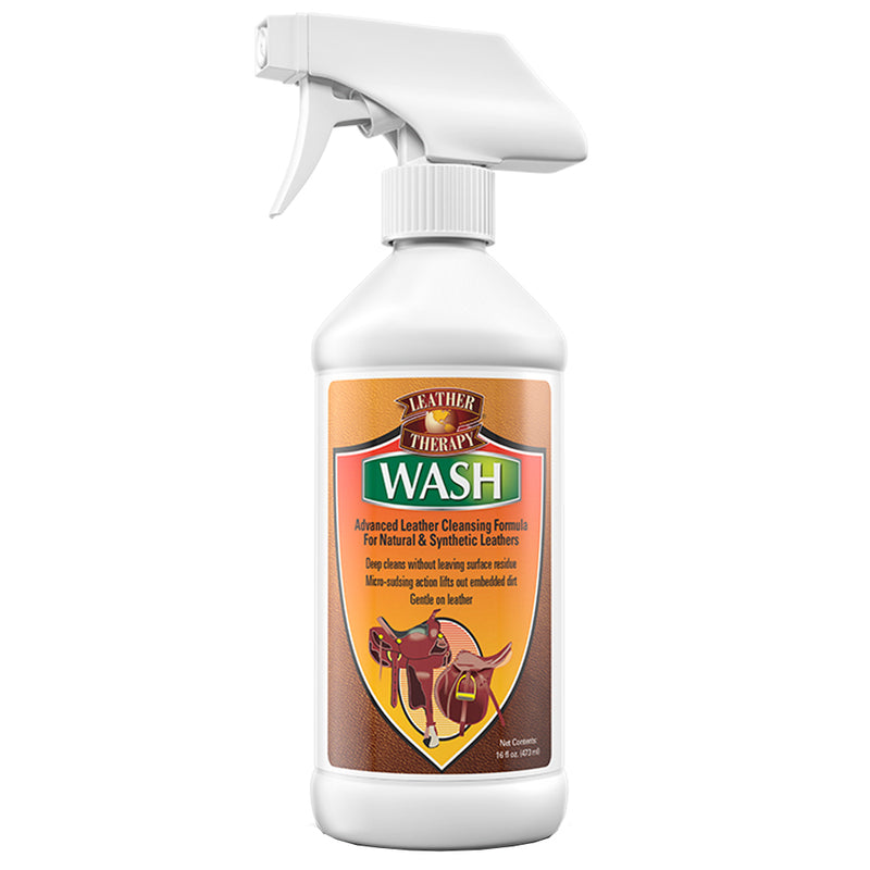 Leather Therapy Leather Wash 16-Ounce