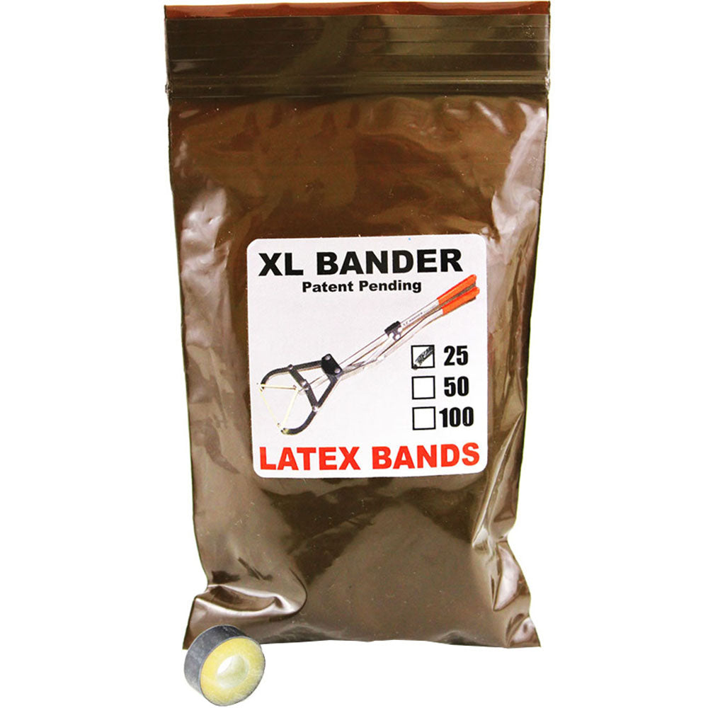 Wadsworth XL Bander Bands 25-Count